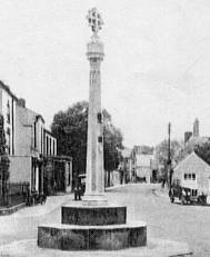 1911 Market Cross